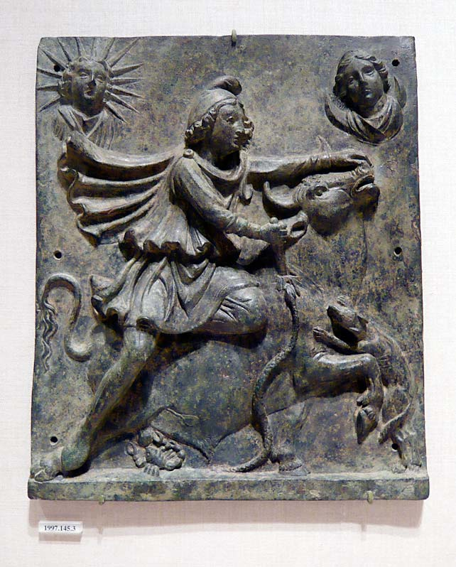 mithras slaying the bull essay Mithras slaying the bull roman, imperial period, about ad 125-175 marble (from carrara, italy) during the imperial period, a number of mystical religious movements.